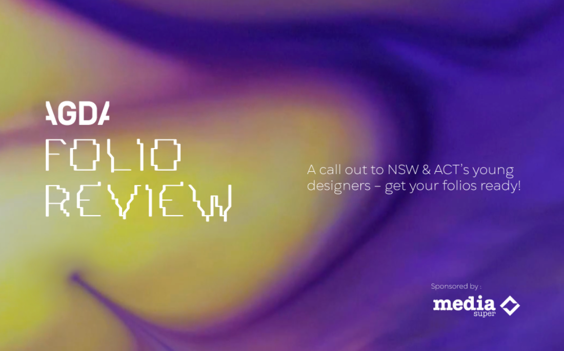 Student Portfolio Review AGDA NSW