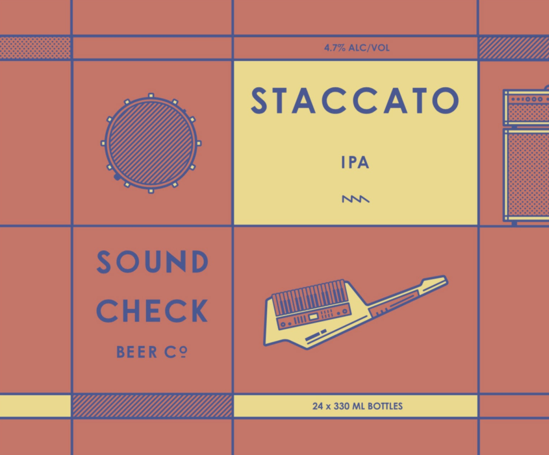 Sound Check Beer. Co