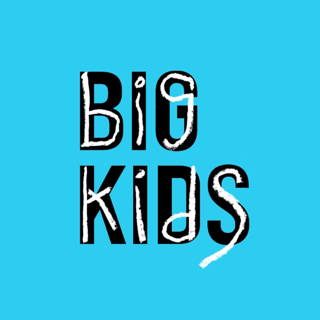 Big Kids 2020 Grad Show Identity
